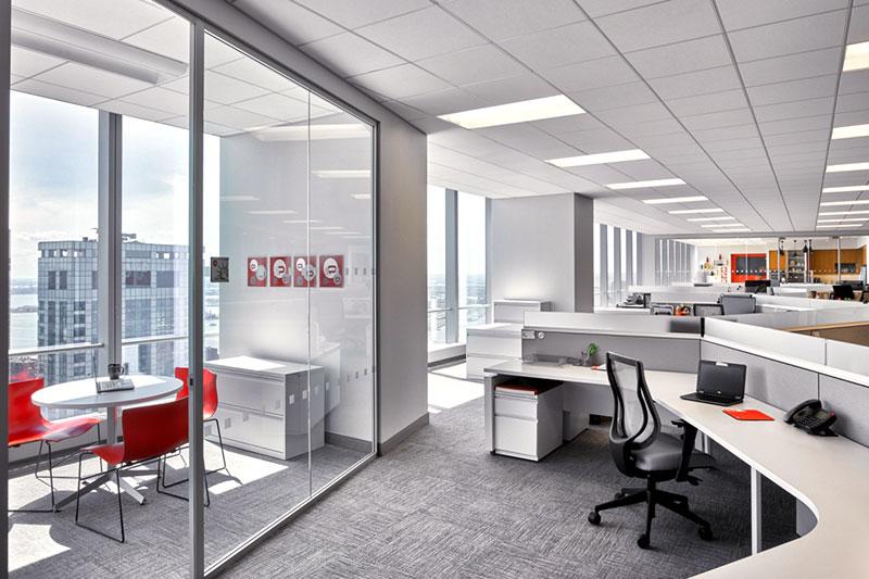Планирование пространства в офисе: несколько идей